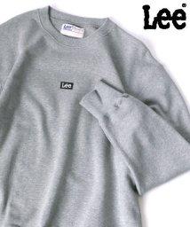 MARUKAWA/【Lee】リー ミニボックスロゴ 裏毛 トレーナー 春 ユニセックス/502963431