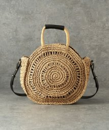LE JOUR/【CACHELLIE】PEPER ROUND 2WAY TOTE(M)/502967394