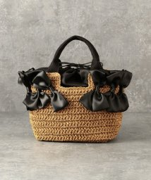 LE JOUR/【CACHELLIE】PEPER×RIBBON 2WAY TOTE/502967395