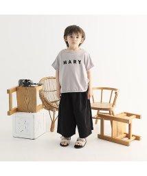 b-ROOM/バインダーロゴビッグTシャツ/502969426