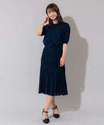 Rewde/透かし編みスカートセットアップ(0R05-030002)/502988005
