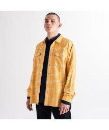 Levi's/CLASSIC ワーカーシャツ STANDARD AUDEN GOLDEN APRICOT/502990653