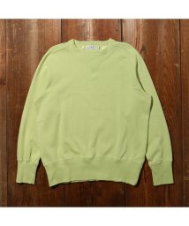Levi's/BAY MEADOWS スウェットシャツ APPLE GREEN/502990659
