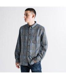 Levi's/スタンダードシャツ AQUA BLUES PLAID/502990661