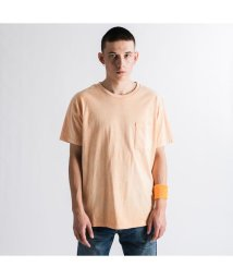 Levi's/LEVI'S(R) MADE&CRAFTED(R) ポケットTシャツ WASHED ORANGE/502990665