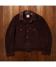 Levi's/LEVI'S(R) VINTAGE CLOTHING 1960'S スエードトラッカージャケット CHOCOLATE BROWNIE/502990678