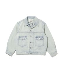 Levi's/LEVI'S(R) MADE&CRAFTED(R) TYPE II LL トラッカージャケット POOLSIDE/502990736