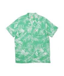 Levi's/キューバシャツ ARCHIE CREME DE MENTHE PRINT/502990759