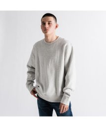 Levi's/LEVI'S(R) MADE&CRAFTED(R) リラックスクルーネックスウェット WHITE STONE HEATHER/502990780