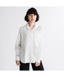 Levi's/THE ULTIMATE ボーイフレンドシャツ BRIGHT WHITE +/502990793