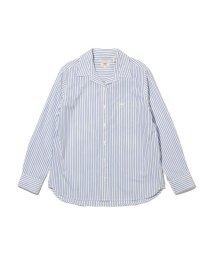 Levi's/THE ULTIMATE ボーイフレンドシャツ MILLBRAE NEBULAS BLUE/502990794