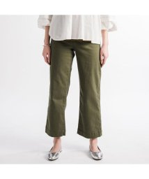 Levi's/ワイドレッグ CROP ND OLIVE NIGHT/502990804