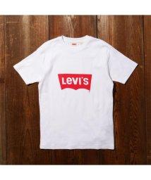 Levi's/LEVI'S(R) VINTAGE CLOTHING 70S バットウィングロゴTシャツ WHITE /502990805