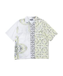 Levi's/SS CAMP COLLAR SHIRT ASHER BRIGHT YELLOW/502990821