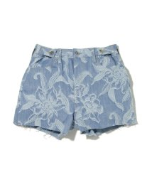 Levi's/CINCHED TAB SHORT JAQUARD PALMS/502990831