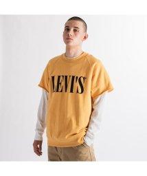Levi's/HYBRID クルーネックスウェットシャツ GOLDEN APRICOT/502990893