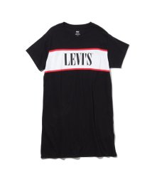 Levi's/LOGO TEE DRESS MINERAL BLACK/502990912