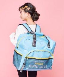 JENNI love/3wayロゴテープボストン/502991080