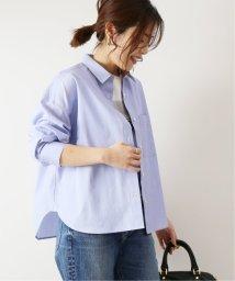 Spick & Span/ワイド クロップドシャツ◆/502991212