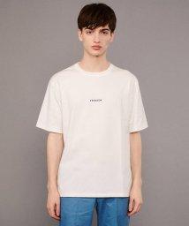 DRESSTERIOR/ミニロゴ天竺コットン(綿)Tシャツ/502991607