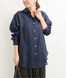 VERMEIL par iena/《予約》麻BIGシャツ◆/502991810