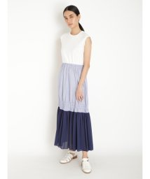 FURFUR/Tシャツコンビワンピース/502992093