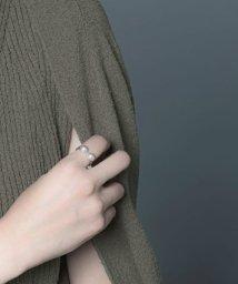 URBAN RESEARCH/decor(silver) Drop Ring/502992168