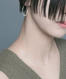 URBAN RESEARCH/decor(silver) Figarochain Necklace/502992172