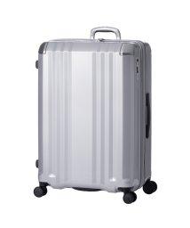 ASIA LUGGAGE/アジアラゲージ デカかる スーツケース Lサイズ 94L/112L ストッパー付き 軽量 ali-008-28w/502992193
