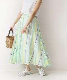 Spick & Span/≪予約≫【ne Quittez pas】 ストライプロングスカート◆/502992408