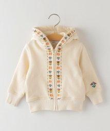 SHIPS KIDS/SHIPS KIDS:チロリアン 刺繍 パーカー(80~90cm)/502992676