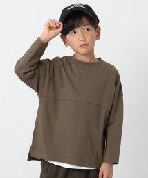 devirock/フットボール長袖Tシャツ/502992749