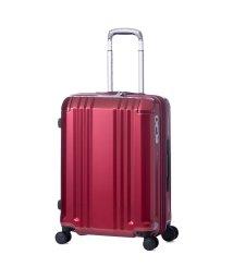 ASIA LUGGAGE/アジアラゲージ デカかる スーツケース Mサイズ 52L/60L ストッパー付き 軽量 ali-008-22w/502993091