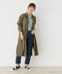 SHOO・LA・RUE Cutie Blonde/ベルト付きハイウエストシャツワンピース/502993181