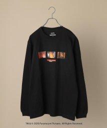 SHIPS MEN/SC: 映画 BLACK RAIN ×SHIPS コラボレーション ロングスリーブ Tシャツ/502993404
