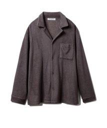 GELATO PIQUE HOMME/【GELATO PIQUE HOMME】パイルシャツ/502993471