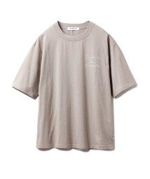 GELATO PIQUE HOMME/【GELATO PIQUE HOMME】新疆綿オーガニックコットンTシャツ/502993473