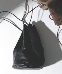 JOURNAL STANDARD/《予約》【ARTS&CRAFTS/アーツアンドクラフツ】HORSE LEATHER STRING POUCH M/502993741