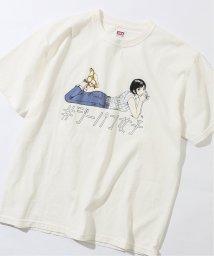 JOURNAL STANDARD relume Men's/《予約》【EDWIN / エドウィン】ジーパン女子×江口寿史Tシャツ  「Jeans cute」/502993768