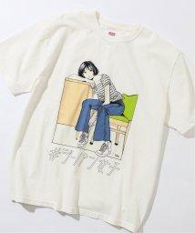 JOURNAL STANDARD relume Men's/《予約》【EDWIN / エドウィン】ジーパン女子×江口寿史Tシャツ「Afternoon class」/502993770