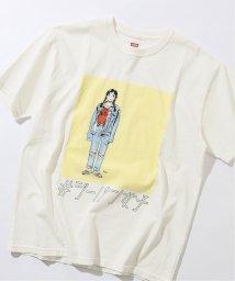 JOURNAL STANDARD relume Men's/《予約》【EDWIN / エドウィン】ジーパン女子×江口寿史Tシャツ「Boyfriend style2」/502993772