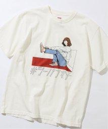 JOURNAL STANDARD relume Men's/《予約》【EDWIN / エドウィン】ジーパン女子×江口寿史Tシャツ「Shoelace」/502993773