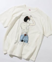 JOURNAL STANDARD relume Men's/《予約》【EDWIN / エドウィン】ジーパン女子×江口寿史Tシャツ「Cloudy」/502993774