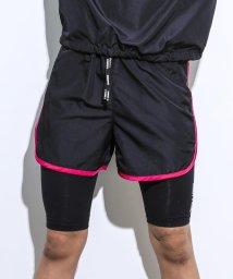 ZIDDY/サイクリングパンツ付きショートパンツ/502959866
