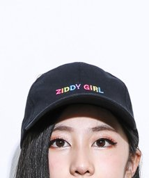 ZIDDY/チャーム付きツイルキャップ/502959882