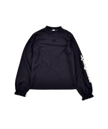 ZIDDY/ハート開きキャンディースリーブTシャツ/502959887