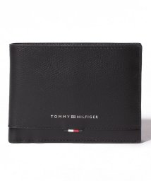 TOMMY HILFIGER MENS/レザーカード&コインウォレット/502971289