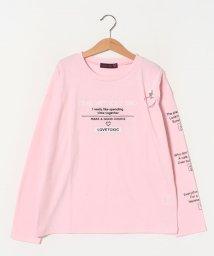 Lovetoxic/アシメントリー肩ファスナーTシャツ/502975868