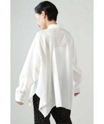 ROSE BUD/アシメトリーシャツ/502991034