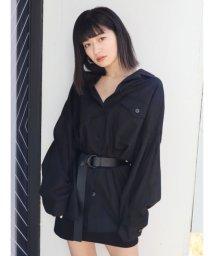 EMODA/シアーバルキーシャツ/502994135